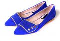 nueva llegada de color rojo de ballet zapatos planos para las mujeres de fábrica barata precio de las señoras zapatos planos las niñas las ventas caliente zapatos de suela plana