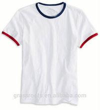 Custom factory Plain T shirt