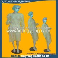 medical dress Paper disposables