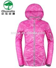 2014 new design ultralight skin jackets stock lot anti-UV UV protection jacket skin care production