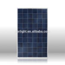 High efficiency OEM service 250W polycrystalline solar Panel