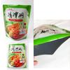 Aluminum foil food bag/bottom gusset laminated aluminum foil mylar bags
