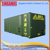 24' US domesic railway steel container