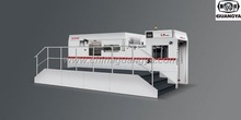 Stripping Die Cutting Press Machinery, Platen Auto Die Cutting with Stripping, Cardboard and Corrugated Die Cutter