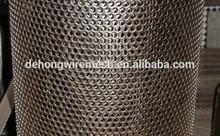 Expanded metal/perforated metal mesh