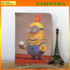 2014 Smart Cover British Minion Case for ipad 3 case