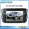 ZESTECH DVD factory for GMC Car DVD Gps Navigation System autoradio