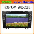Wince 6.0 voiture tableau de bord pour honda crv 2006 ~ 2011