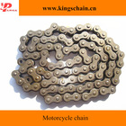 Chain 45# steel motorcycle chain set, chain sprocket kit
