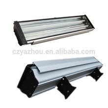 fluorescent light fixture t8 3x20w