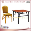 Sale banquet chairs and tables for wedding banquet hall