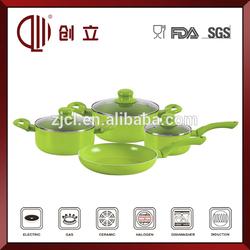 porcelain enamel cookware CL-C048