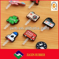 Hot selling!!!!!!!! 2014 New design cute shape phone accessoris dust proof plugs for phone