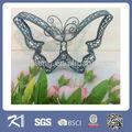 metal estátua butterflyl com alta qualidade e precisão fundido para a decoração home