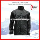 100% waterproof golf rain jacket