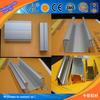 HOT! Anodized aluminum aluminium channel for furniture products ,Anodized aluminium products ,custom anodize aluminium handles