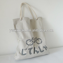 2014 new product fashion eco-friendly shopping tote canvas bags