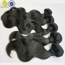 Luxefame hair 5AAAAA + remy virgin brazilian human hair cheap price premium too body wave on sale