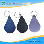 ABS NFC Key Fob NFC Ring Key Fob Waterproof ABS RFID Key Fob