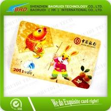kredi kartı boyutunda plastik cep boyutu takvim kartı