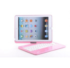 New 360 Degree Swivel Stand Case Bluetooth Keyboard for iPad air