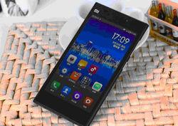 Instock! xiaomi phone MI3 Qualcomm 800 CPU 2.3GHz Quad Core Android mobile phone 5 Inch