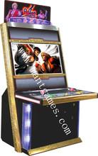 Video game machine Street fighter 4