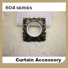 2014 new design curtain accessory plastic grommet curtain