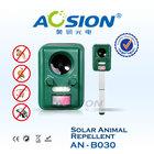 Ultra Sonic Cordless Repeller Motion Sensor Repels Animals Rodents & Pests