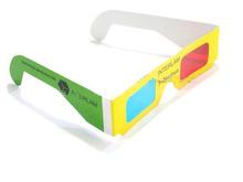 2015 Cheap Red-cyan Paper 3D glasses