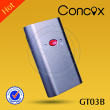 Concox GT03B call tracking software with emergency SOS button can ensure location safety