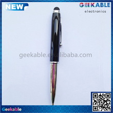 Quality safety rotatable ballpeen 3in 1 stylus pen