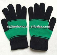 green magic gloves
