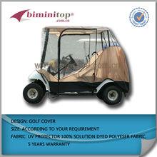 Free storage boot Golf car hood wholesale price