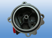K3V112 hydraulic gear pump 10CC displacement
