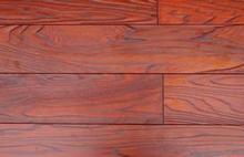 wood plastic composite laminated flooring