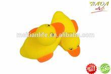 Newest creative yellow sponge massage