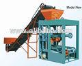 Máquina de fabricação de tijolos QTJ4-26DN cimento tijolo refratário que faz a máquina preço
