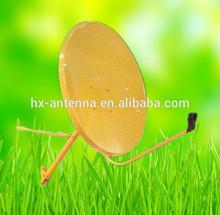 good 0.75 meter mesh satellite dish antenna