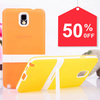 Hot selling tpu case with stand full protective cover for Samsung galaxy Note 3