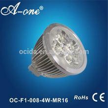 CE & RoHS certificate 9w led spot light gu10