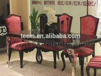 Divany Furniture dining room furniture chiar LS-310A design filiphs palladio furniture