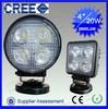 work light cree led worklight 10-30v dc working light 24 led led work light jeep