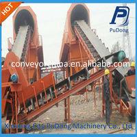 Widely used energy saving cc belt conveyor