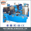 Hot Dip Galvanized Welded Pipe Machine rectangle tube Palestine