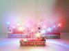 Colourful LED Light Christmas Snowflake Lights