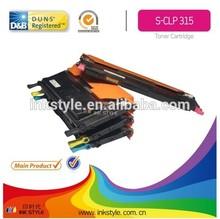 China Inkstyle empty laser toner cartridge