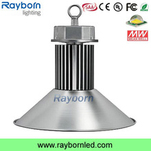 2014 Aluminum and PC Reflector hanging led warehouse lamp 80w led high bay light