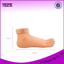 NT-72 Soft nail trainer Feet model practice foot