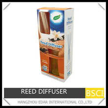 60ml wholesale reed diffuser with sticks